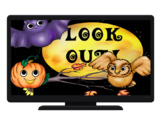 LOOK OUT For Halloween Music Video MP4