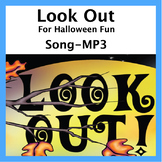 LOOK OUT HALLOWEEN SONG MP3