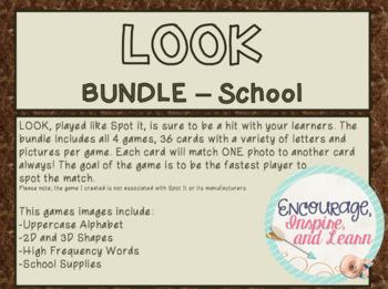 LOOK - School Bundle