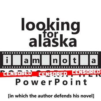 LOOKING FOR ALASKA YouTube Discussion Activity PowerPoint