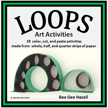 LOOPS Art Activities with a touch of MATH