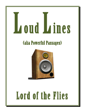 LORD OF THE FLIES LOUD LINES