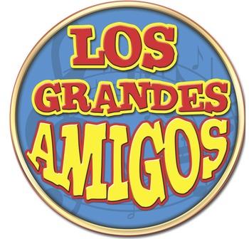 LOS GRANDES AMIGOS (Spanish Album) MP3 request of 16 songs for $10.00