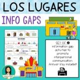 Los Lugares Information Gap Activities