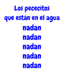 LOS PECES NADAN