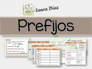 LOS PREFIJOS