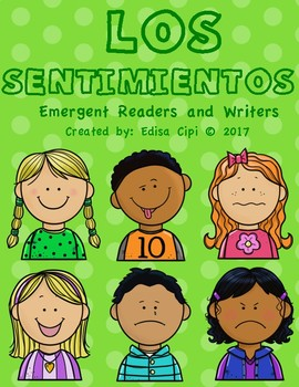 LOS SENTIMIENTOS - FEELINGS IN SPANISH -