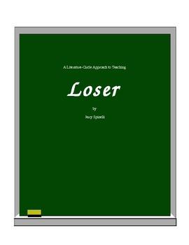 LOSER Full Literature Circle Unit