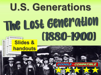LOST GENERATION - Part 1 of the fun and engaging U.S. GENE