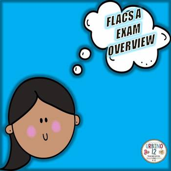 World Languages:  FLACS A EXAM OVERVIEW