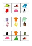 LOTO DES VETEMENTS (clothes)