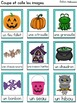 French Halloween Bingo