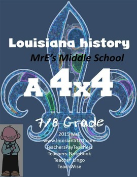 LOUISIANA - 4x4 Activity