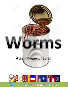 LOUISIANA And A Can of Worms Bell ringer of Sorts