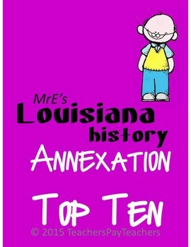 LOUISIANA - Annexation
