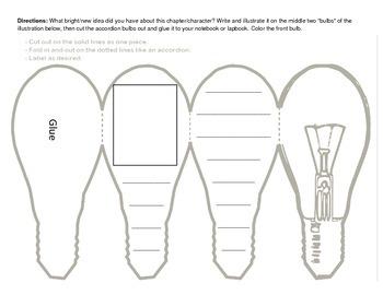 LOUISIANA - Bright Idea (LapBook)