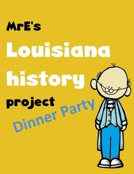 LOUISIANA - Come To DINNER