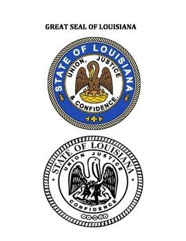 LOUISIANA FACTS UNIT (GRADES 3 - 5)