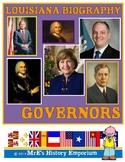 LOUISIANA-Governor's Info