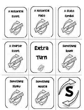 LOUISIANA HISTORY   Switcheroo Game!