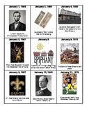 LOUISIANA - Historical Timeline