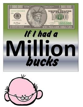 LOUISIANA - If I Had A Million Bucks