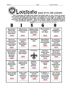 LOUISIANA - Internet Dating History IV