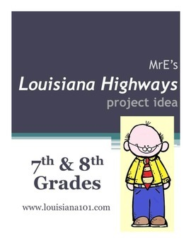 LOUISIANA - Louisiana's Highways