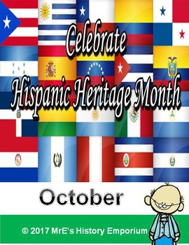LOUISIANA & OCTOBER is Hispanic Heritage Month