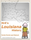 LOUISIANA PARISH - tab research