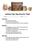 LOUISIANA - Paper Bag Figures