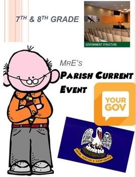 LOUISIANA - Parish Current Event