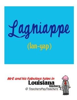 LOUISIANA - Parish Lagniappe