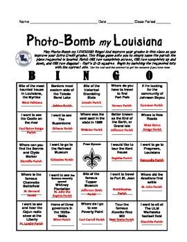 LOUISIANA - Photo-Bombing of my Louisiana