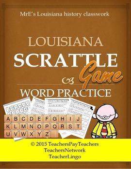 LOUISIANA - Scrattle