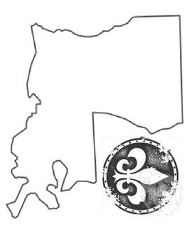 LOUISIANA - Statehood Activity 1812