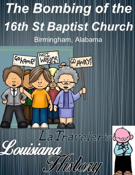 LOUISIANA - The Bombing of the 16th Street Baptist Church - TEST