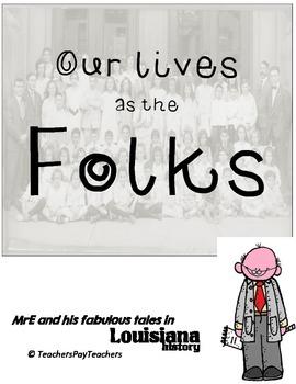 LOUISIANA - The Folks