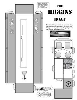 LOUISIANA - The Higgins Boat