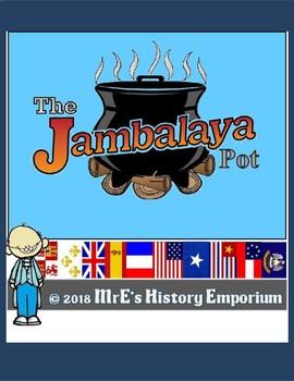 LOUISIANA The Jambalaya Pot of Bellringers
