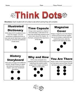 LOUISIANA - Think Dots