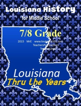 LOUISIANA - Thru the Years