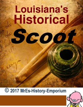 LOUISIANA's   Historical Scoot Timeline