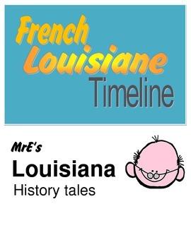 LOUISIANE - French Timeline (Ch. 6)