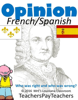 LOUISIANE - French To Spanish - Events Opinions/Viewpoints