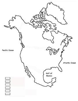 LOUISIANE - Geography Skills
