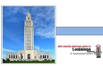 LOUISIANA - Executive Branch Organization
