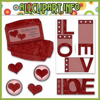 "LOVE ""Book"" 2 Printable Card w/ Envelope"