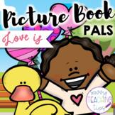 LOVE IS  Valentine's Day  Book Companion