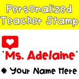 LOVE It Stamp! {Personalized}